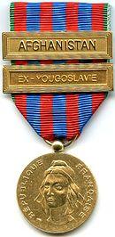 Médaille commémorative française