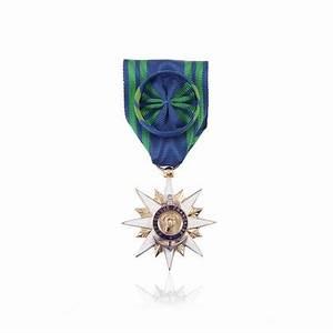 Médaille maritime Officier